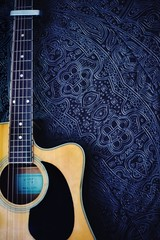 Soul food (anim.richie) Tags: guitar acoustic depth dof colours music musical instrument