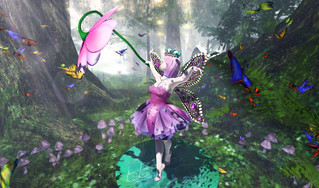 Fairy Fantasy ♡ 100 Followers ♡