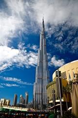 Burj Khalifa, Dubai (christinachui79) Tags: unitedarabemirates landscape flickr architect skyline building worldrecord worldtallestbuilding nikond750 burjkhalifa dubaidowntown dubai clouds nikon d750 beautiful