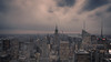 Misty City (Gary Walters) Tags: lights sel1635z clouds mist a7r2 sony nyc a7r ii gary walters city cityscape atmosphere skyline buildings top of the rock a7rii garywalters topoftherock