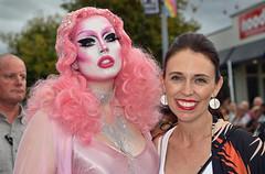 Stella Callisto & Jacinda Ardern (Peter Jennings 27 Million+ views) Tags: stella callisto pride 2018 jacinda ardern auckland peter jennings nz