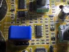20180222_015036175_iOS (Psychlist1972) Tags: behringer moog synthesizer analog eurorack pcb teardown circuit electronics
