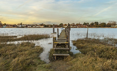 Private Jetty (THE NUTTY PHOTOGRAPHER) Tags: bosham jetty westsussex chichester