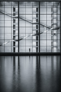 Glas Facade