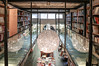 Room for words and sentences (Carlos Lacano) Tags: room library books literature architecture cologne germany carlos lacano canon m