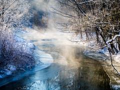 Eiskalt (webalpen) Tags: landkreismiesbach landschaft europa miesbach jahreszeit winter umwelt bayern bach deudeutschland