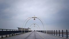 Southport Pier (nickcoates74) Tags: a6300 alpha art artlens beach coast ilce6300 lancashire seaside sefton sigma30mm sony southport 30mmf28dn uk