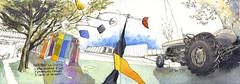 SkBook20_14-15 (k.ro001) Tags: sketch croquis aixcroquis kro001 carolinemanceau dailypainting carnetdevoyage aquarelle watercolour workshop carnetdecroquis croquisaquarellé châteaulacoste
