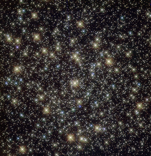 Ancient Globular Cluster
