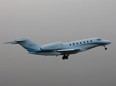 N750GF Citation X (corkspotter / Paul Daly) Tags: n750gf cessna 750 citation 10 c750 7500244 l2j fpdq aa1aa5 sporter air inc trustee 2005 20050818 ork eick cork