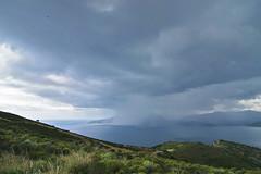 Local thunderstorm / Lokales Gewitter (Chris Kex) Tags: landscape landschaft landschaftsfotografie coast küste gewitter thunderstorm clouds rain regen wolken
