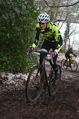 DSC_0271 (sdwilliams) Tags: cycling cyclocross cx misterton lutterworth leicestershire snow