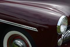 Mercury (the factory wall) Tags: mercury lacc classic car thunderbay auto cans2s