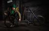 Bling Bling (> Mr.D Photography) Tags: bike custom gold strobist strobe speedlight black photography product portrait bling silly nikon d7100 tokina 1224mm f4 yongnuo yn 560iii 560tx rf603 elinchrom dlite 2
