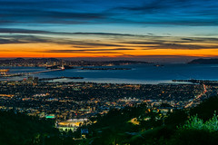 5:52 Save Me, San Francisco (Woodlands Photog) Tags: san francisco twilight blue hour sunset cityscape landscape lights evening california