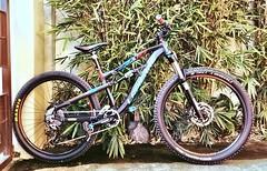 My horse #MountainBiking #Mtb #Lapierre #Maxxis #Schwalbe #Kore #Shimano #Alexrums #Cateye #Rockshox (wes_008) Tags: mountainbiking mtb lapierre maxxis schwalbe kore shimano alexrums cateye rockshox