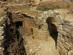 Forteresse Venitienne (archipicture71) Tags: rethymnon rethymno crete grece kriti greece forteresse fortezza venitienne porte bastion door venitian ruines