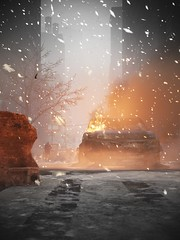 Fire (Skall_Edit) Tags: ghost recon wildlands