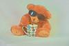 I'm Feeling Today (HTBT) (13skies) Tags: htbt happyteddybeartuesday teddybear teacup teapot sunglasses cool cartoon teddybeartuesday staged children