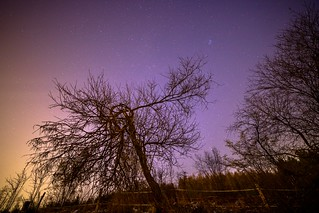 My first night Shot with Irix Lens 15mm firefly