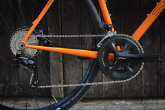 SingleBe Gravel NFX (SingleBe Bikes) Tags: singlebe steelisreal shimano gravel gravelbike road roadplus bitex trigon reynolds steelframes