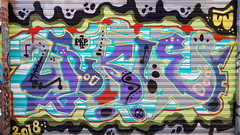 ... (colourourcity) Tags: streetartaustralia streetartnow streetart graffiti melbourne burncity awesome colourourcity nofilters letters burners burner colourourcitymelbourne nonname