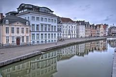 Korenlei, Ghent (Roland B43) Tags: korenlei gent ghent