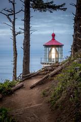 Haceta Head Lighthouse (Apitzsch.1) Tags: oregon haceta head lighthouse pacific florence
