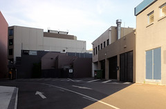 - (_barb_) Tags: australia melbourne frankston alley sunset urban