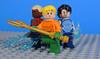 Team Atlantis (-Metarix-) Tags: lego super hero minifig dc comics comic atlantis aquaman aqualad tempest teen titans justice league trio sidekick