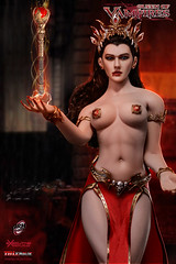 PHICEN PL2017-109 Arkhalla, Queen of Vampires - 01 (Lord Dragon 龍王爺) Tags: 16scale 12inscale onesixthscale actionfigure doll hot toys phicen tbleague seamless female