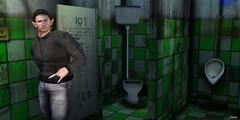 Bathroom break,,   Next, (Jaisun Lendt) Tags: bathroom grungy grunge avatar secondlife sl ad revox mandalag vango