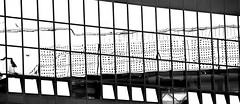 Windows (gianclaudio.curia) Tags: bianconero blackwhite finestra vetrata altocontrasto astratto nikon digitale d610 nikond610 nikkor18140 dx