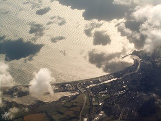 Broad Lough at Wicklow (Ireland)