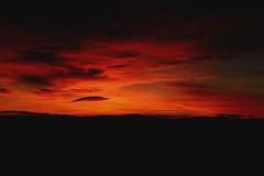 Maravilla (eliseroux1) Tags: beautiful sunset clouds dark powerful shine naturephotography earth precious