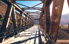 The bridge of Tilcara - Argentina (julien.ginefri) Tags: argentina argentine america andes cordillera latinamerica mountain southamerica tilcara quebrada humahuaca