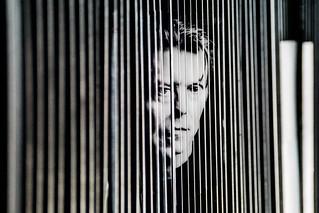 David Bowie Gate Illusion