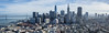 San Francisco City View from Coit Tower (tracyjuang) Tags: sf sanfrancisco cityskyline coittower panorama