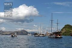 Komodo Island Adventure (Jacob Kastanja) Tags: bajo labuan island indonesia komodo nusatenggara flores sea boat