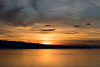 Sunset Over Flathead Lake (chng8) Tags: canon 7dmarkii polson flathead lake flatheadlake montana sunset sky water cloud