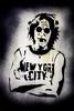 New York City (Thomas Hawk) Tags: aberdeen america beatles johnlennon newyorkcity usa unitedstates unitedstatesofamerica washington washingtonstate alley graffiti stencil us fav10 fav25