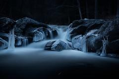 9:00 pm - Vernooy Kill (Gerald Berliner Photography) Tags: waterfalls winter ice snow longexposure longexposurephotography vernooykill warwasing ellenville upstatenewyork