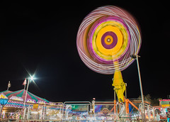 Power Surge (scranton_strangler) Tags: flickrfriday lettherebelight fair countyfair longexposure nightphotography carnivalride