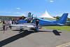 N534MW Cirrus SR22T Booker High Wycombe Aero Expo 03rd June 2017 (michael_hibbins) Tags: n534mw cirrus sr22t booker high wycombe aero expo 03rd june 2017 aviation aircraft aeroplane aerospace airplane air airshow aeroexpo civil private european general