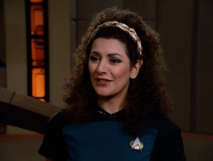 "Marina Sirtis, Star Trek TNG, ""Encounter at Farpoint,"" 1987 (classic_film) Tags: startrek thenextgeneration 1987 1980s eighties television actress sciencefiction scifi tv beauty beautiful prettygirl pretty mujerbonita niñabonita nostalgic nostalgia hübschesmädchen hübschefrau sexy sensuous vintage retro classic color entertainment america unitedstates celebrity marinasirtis woman outerspace hair hairstyle brunette frau schauspielerin actriz mujer aktrice akteur aktor acteur actrice american usa añejo época clásico hollywood atriz schön lady jahrgang alt oll tng"