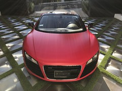 audi R8 rental car los angeles (Exotic & Luxury Cars) Tags: audir8 r8 audi red sportscar exoticcar 777exotics exotic rental car luxury supercar 2900srobertsonblvd