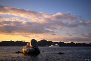 boat 愛媛 松山市 白石の鼻 龍神社 1 27 2018