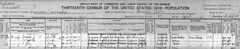 1910 Clayton Huff census