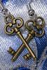 DSC_9717.jpg (jamesallen9) Tags: keys earrings earring macro macromondays lessthananinch small tamron sp90