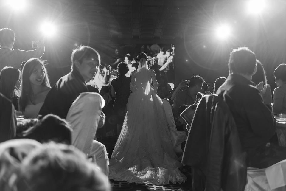 婚攝 高雄林皇宮 婚宴 時尚氣質新娘現身 S & R 120